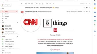 Gmail terá marcas verificadas para combater e-mails falsos