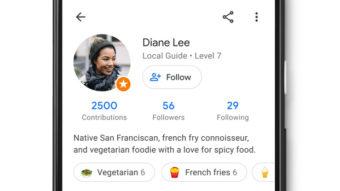 Google Maps ganha recurso para seguir dicas de outras pessoas