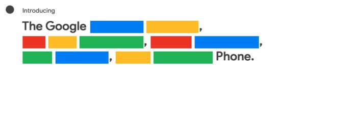 Google Pixel 4a: Google atualiza perfil do Twitter com pistas do celular (Foto: Reprodução/Twitter/@madebygoogle)
