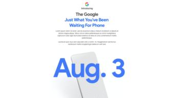 Google Pixel 4a com hardware intermediário deve ser revelado em agosto