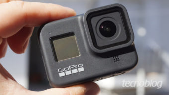 GoPro lança programa para usar Hero 8 Black como webcam