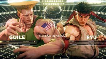 3 truques com o Guile em Street Fighter V