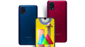 Samsung lança Galaxy M31 com bateria de 6.000 mAh no Brasil