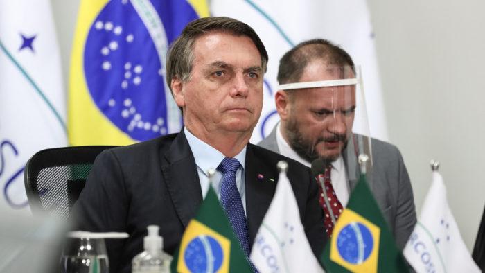 Jair Bolsonaro (Foto: Marcos Corrêa/PR - 02/07/20)
