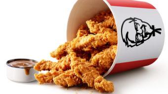 KFC vai testar nuggets de frango feitos em impressora 3D