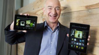 Amazon cresce e Jeff Bezos bate recorde de mais bilhões ganhos em um dia