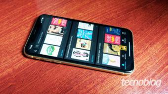 Por que você não pode comprar e-books Kindle no app para iPhone