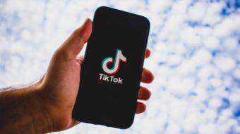 Como baixar áudios do TikTok