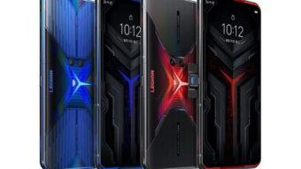 Celular gamer da Lenovo tem 16 GB de RAM, tela de 144 Hz e duas baterias