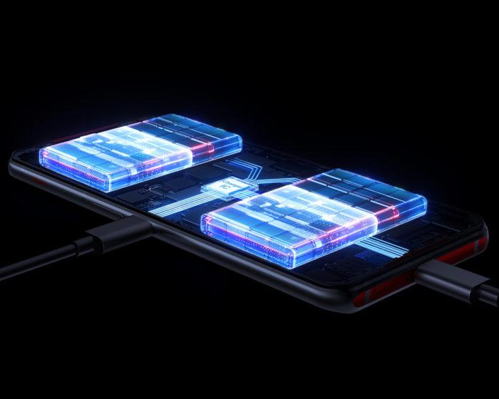 Lenovo Legion Phone Duel tem duas baterias (Foto: Divulgação/Lenovo)