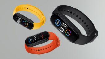 Mi Smart Band 5 e Smart Band 4C chegam ao Brasil por até R$ 499