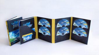 Novo Flight Simulator terá versão física com 10 DVDs