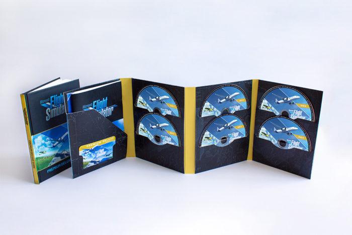 microsoft flight simulator dvd