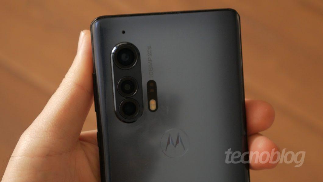 Motorola Edge+ Hands on