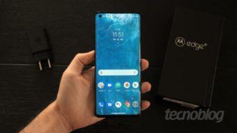 Motorola Edge 20 e 20 Pro aparecem em fotos oficiais de homologação