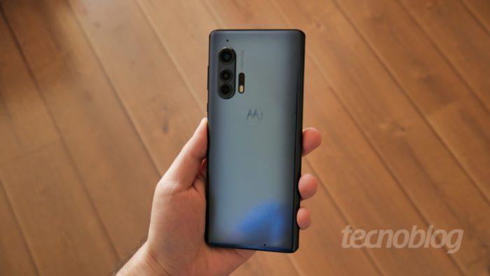 Motorola Edge+ Review 5G celulares mundo