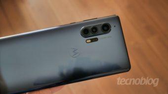 Motorola Edge deve ganhar três novas versões com câmera tripla de 108 MP