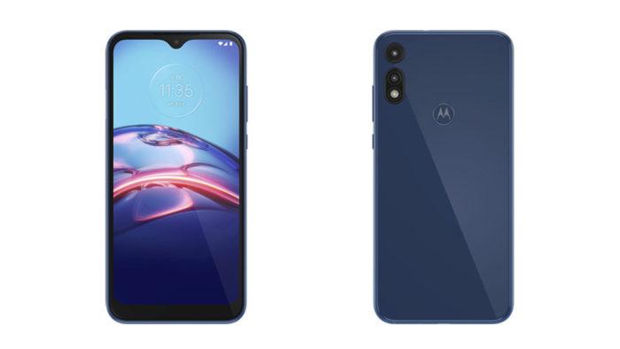 Possível Motorola Moto E7 (Foto: Reprodução/Freedom Mobile)