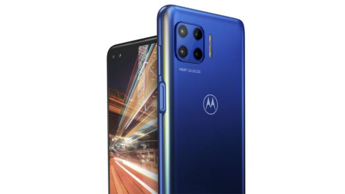 Motorola Moto G 5G Plus (Foto: Divulgação/Motorola)