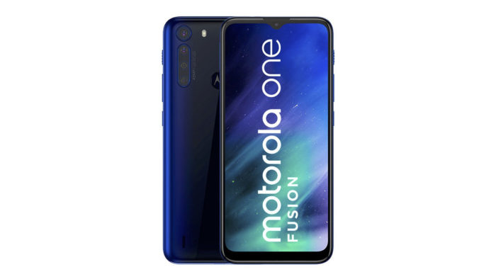 Motorola One Fusion (Foto: Divulgação/Motorola)