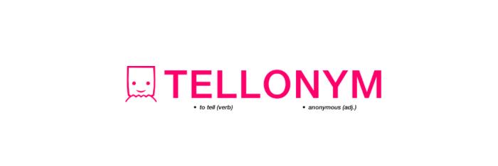 o que é tellonym/reprodução