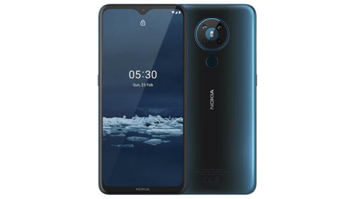 Nokia 5.3 (Foto: Divulgação/Nokia)