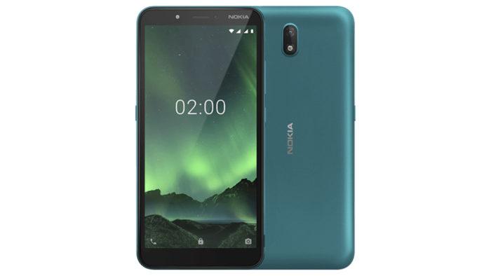 Nokia C2 (Foto: Divulgação/Nokia)