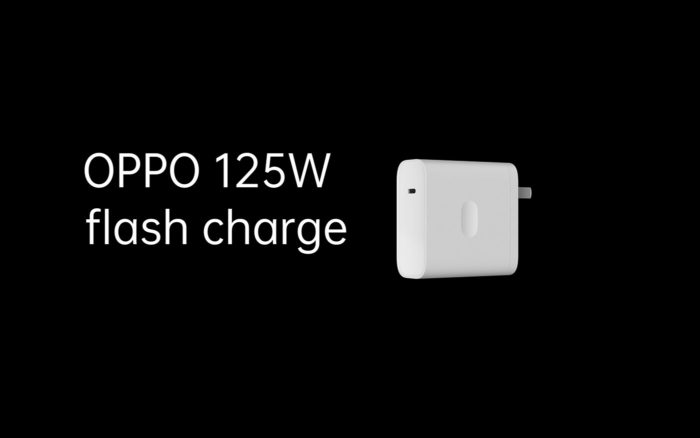Oppo Flash Charge de 125 W