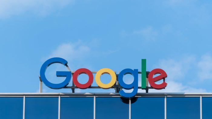 Fachada do Google (Imagem: Pawel Czerwinski/Unsplash)