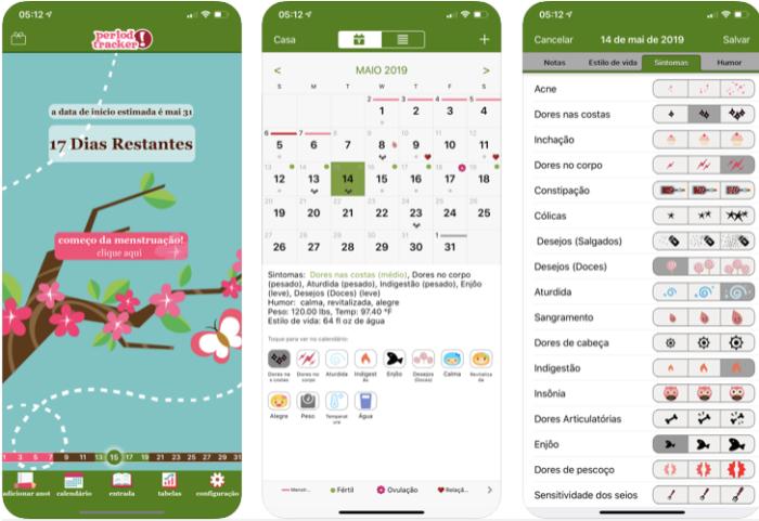 GP app de fertilidade/Reprodução