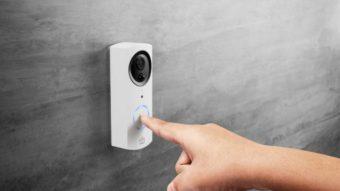 Positivo lança porteiro inteligente com câmera HD e Alexa