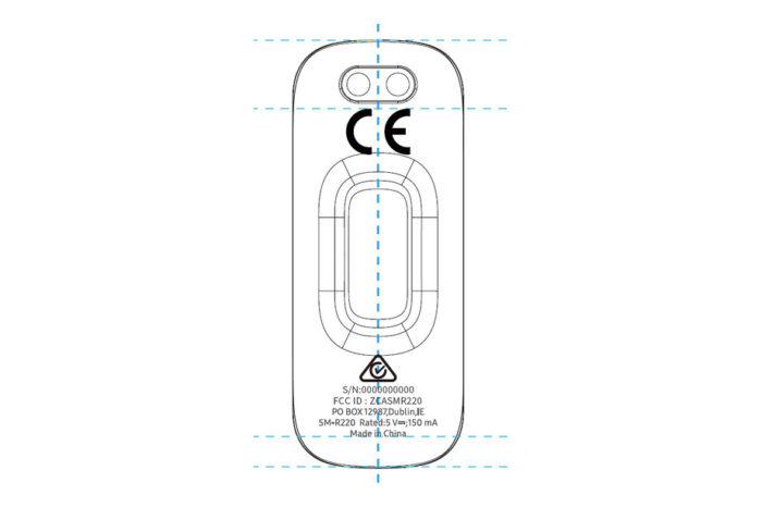 Samsung prepara nova Galaxy Fit para concorrer com Mi Band (Foto: Reprodução/FCC)