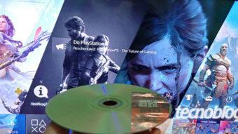 O PS4 roda DVD?