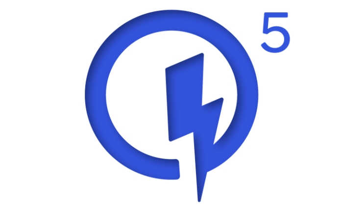 Qualcomm Quick Charge 5 - logotipo