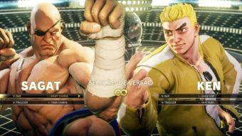 3 truques com o Sagat em Street Fighter V