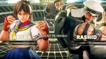 3 truques com a Sakura em Street Fighter V