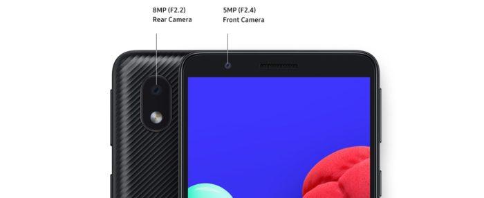 Samsung Galaxy A01 Core (Foto: Divulgação/Samsung)