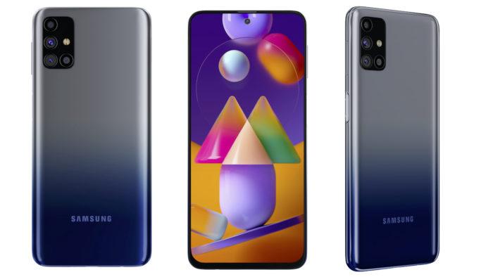 Samsung Galaxy M31s é anunciado na Índia (Foto: Divulgação/Samsung)