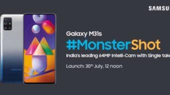 Samsung Galaxy M31s: ficha técnica aparece no Google Play Console