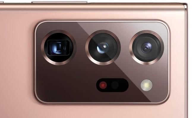 Câmera do Samsung Galaxy Note 20 Ultra (Foto: Reprodução/WinFuture)