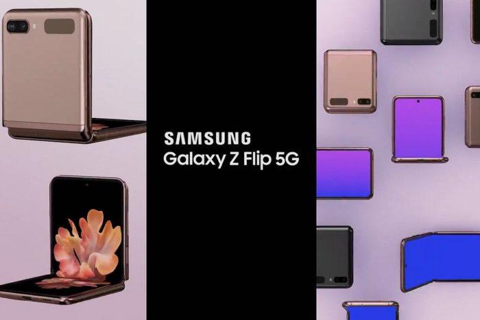 Possível Samsung Galaxy Z Flip 5G (Foto: Reprodução/The Verge)