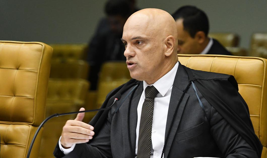 Ministro Alexandre de Moraes, do STF (Imagem: Carlos Moura/SCO/STF)