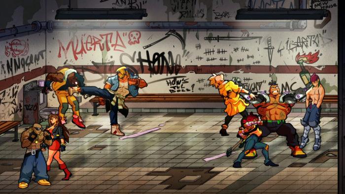 Streets of Rage 4 / SEGA / Divulgação