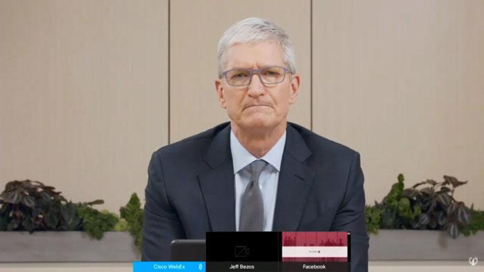 CEO do Apple, Tim Cook