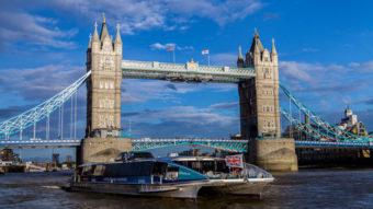 Uber Boat será lançado em Londres para viagens de barco