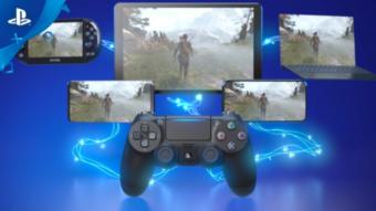 Como funciona o uso remoto do PS4