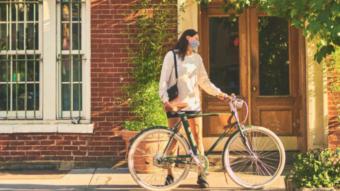 Nova bike elétrica da Vela tem app, freio regenerativo e Bluetooth