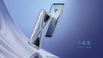 Xiaomi Black Shark 3S é um celular gamer menos caro com Snapdragon 865