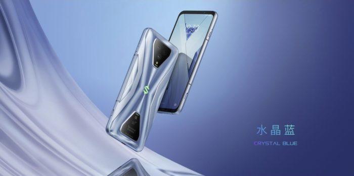 Xiaomi Black Shark 3S é anunciado nesta sexta-feira (31) (Foto: Divulgação/Xiaomi)