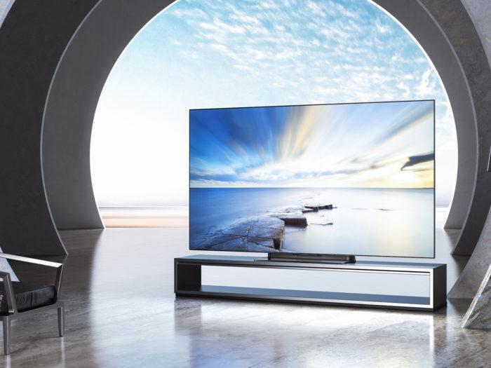 Xiaomi Mi TV Lux (Foto: Divulgação/Xiaomi)